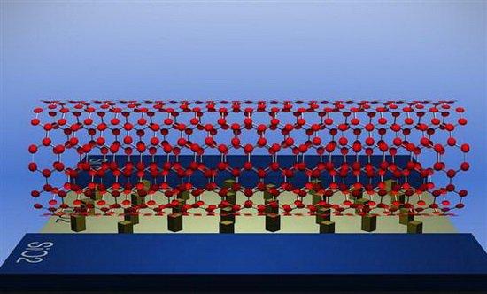 IBM称碳纳米管芯片将带来计算机创新纪元