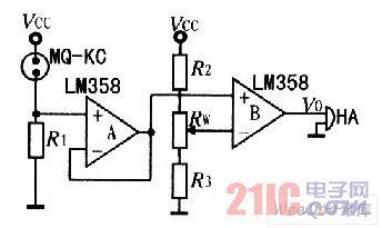 基于传感器的低成本可燃性气体泄漏报警器设计