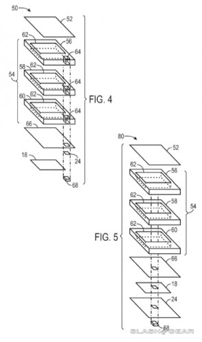 苹果新专利:指纹传感器、摄像头自动隐藏技术