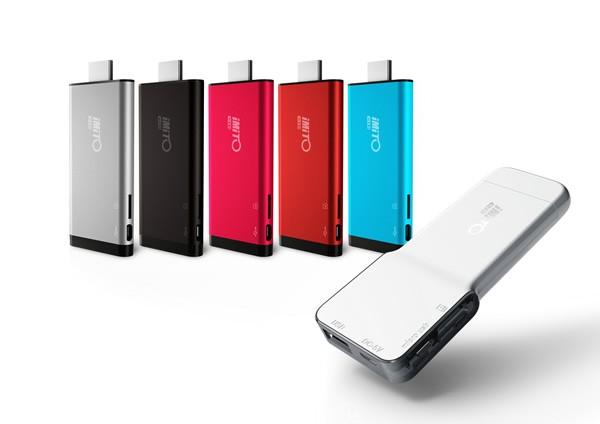 iMito MX 系列 Android Mini 主机,采用瑞芯微 RK3066 方案