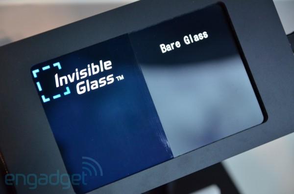 日本电气硝子的「隐形玻璃」