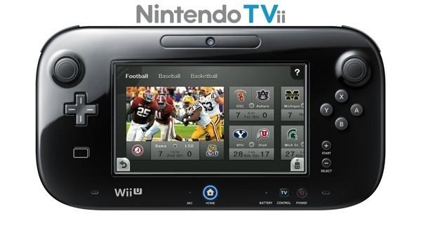 任天堂发布 Nintendo TVii,让你的 Wii U 也能看互动电视