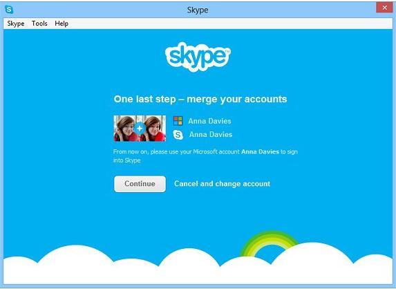 Microsoft 将用 Skype 取代 Messenger 服务 ,中国大陆除外
