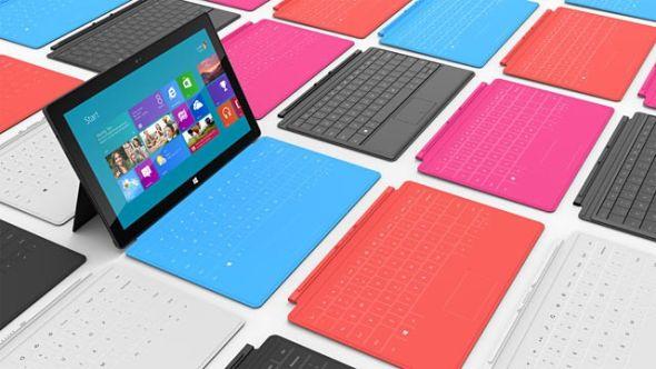 Surface触控键盘成本仅16美元 成利润大头