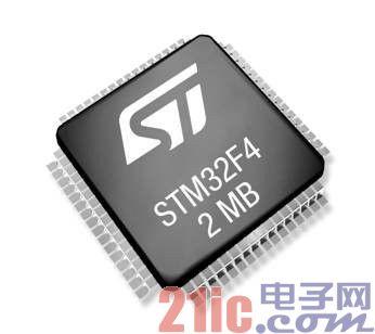 单片机 STM32 F4