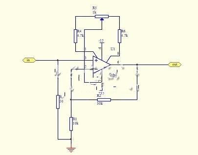 电流转电压实用电路