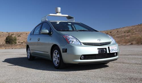 佩奇:为何Google要做自动驾驶汽车?