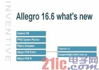PCB发展趋势解读 Cadence Allegro 16.6助力布局优化