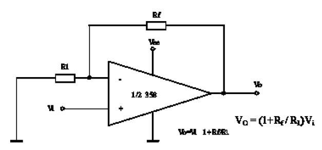LM358双运算放大器简介图片