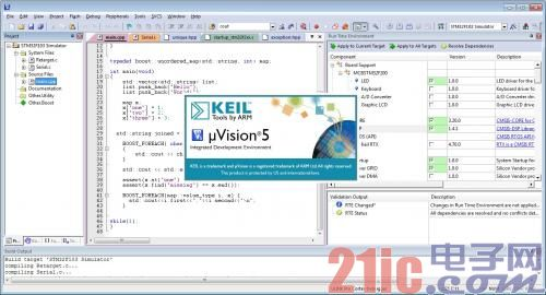 uVision5时代来临 Keil 10月正式发布MDK v5开发工具