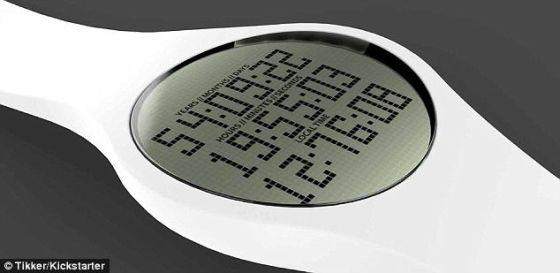 新型手表号称可预测死期精确到秒
