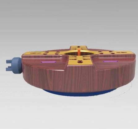 创意木制插座 360度使用更方便