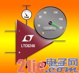 Linear推出三款运算放大器