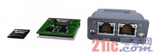首批Anybus CompactComTM 40系列产品提供快速通信到EtherCAT