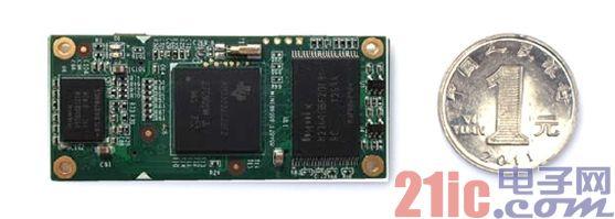比BeagleBone Black更加灵活的可定制核心板MINI8600