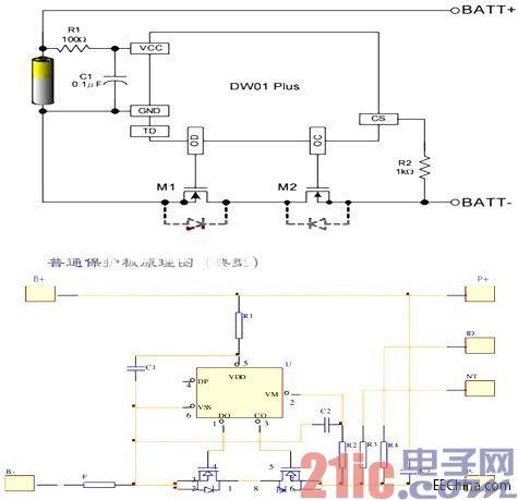 四面围攻:打通锂电池供电设计的各个环节图片