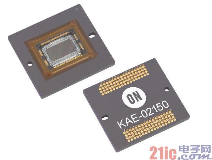 安森美新类CCD图像传感器重新定义微光成像性能