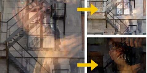 超牛新算法 剔除照片中的多余反射