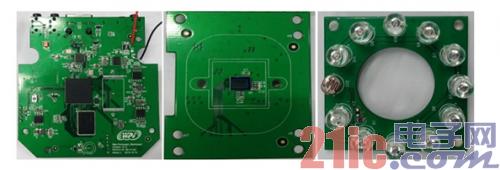 大联大推基于NXP ASC8848/50A的高清网络视频监控方案
