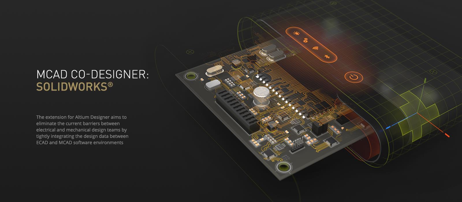 Altium Designer 新增插件实现SOLIDWORKS无缝协同