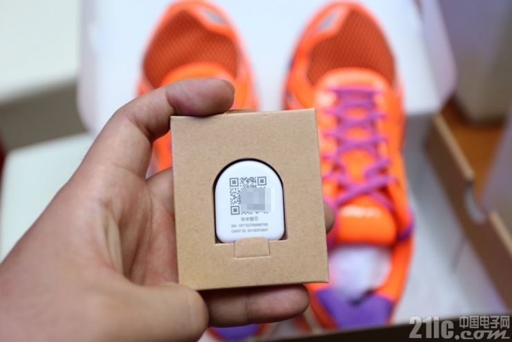 续航一年,小米+李宁的智能运动鞋抢先看