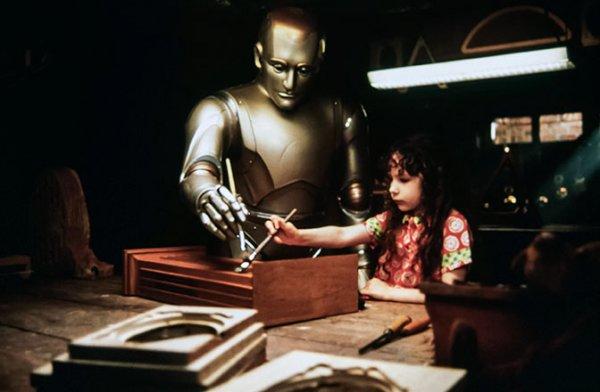 网评十大成功人工智能电影 你看过没?