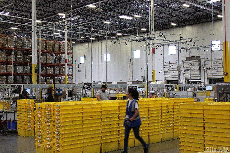 亚马逊如何将海外商品送到你的手中?