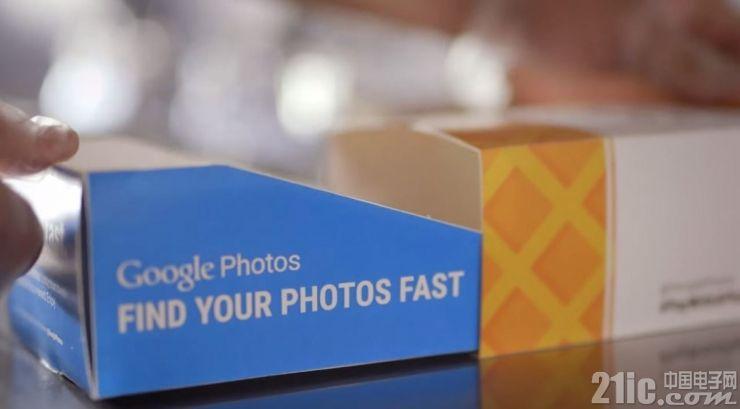 """别不信!为推广Google Photos,谷歌上街""""卖华夫饼"""""""