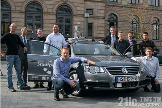 除了谷歌们 全球还有哪些顶尖无人驾驶汽车团队
