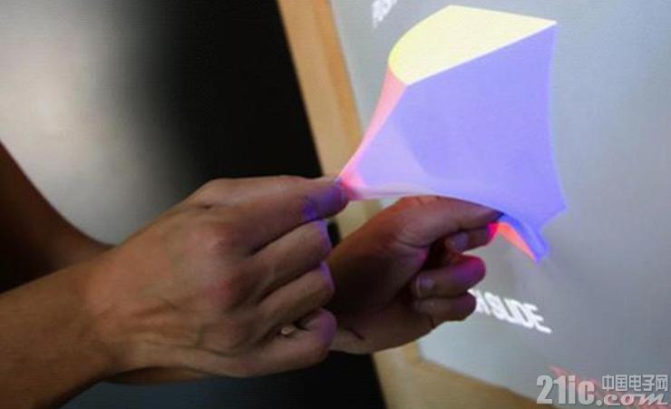 看片神技,新型3D显示技术不光能看还能摸