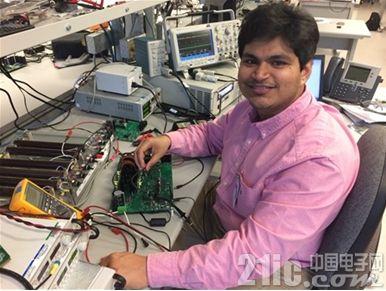 精英聚焦:工程新星Manish Bhardwaj
