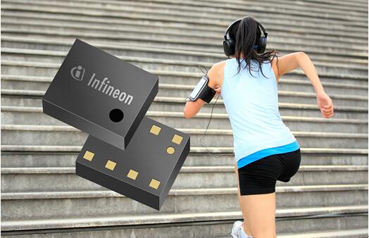 英飞凌发布专用于可穿戴设备的新型传感器