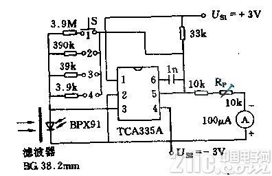 Tca335a