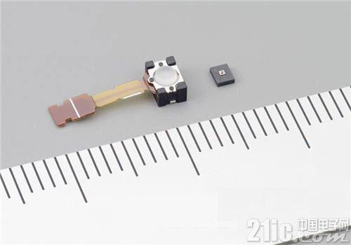 阿尔卑斯电气开发出用于机器人姿态控制的压力传感器