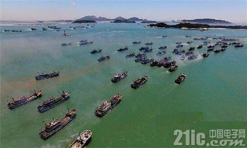 RFID技术在我国多地渔船的应用大盘点