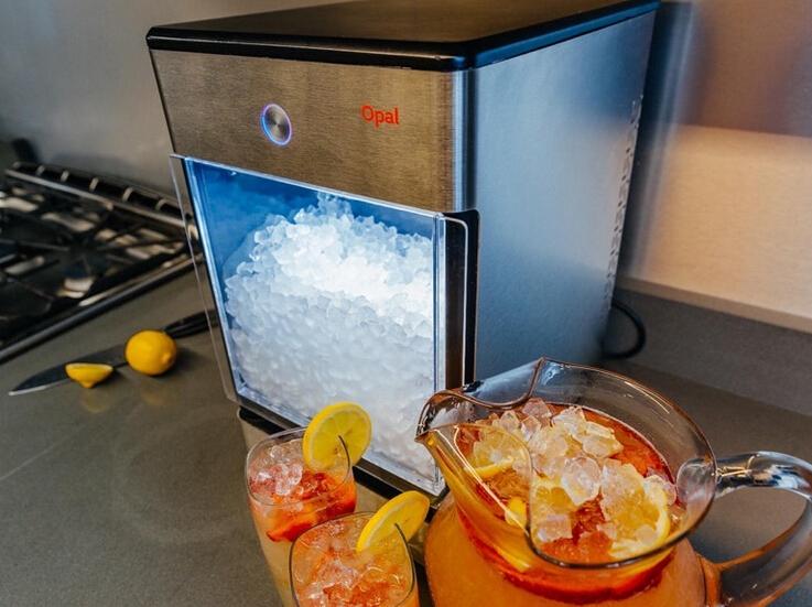 FirstBuild打造美貌智能家用制冰机