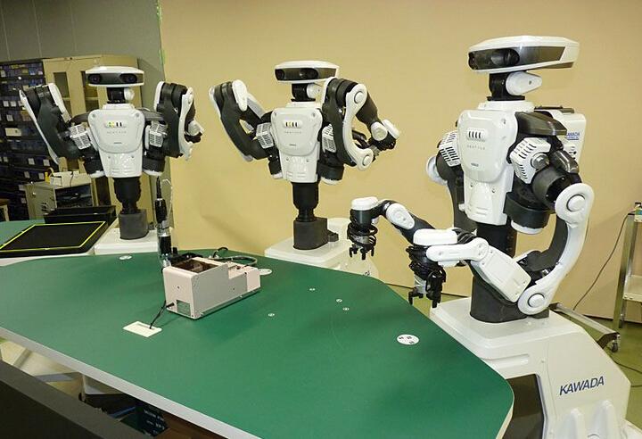 中国机器人产业方向错误?