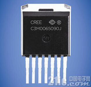 业界首款900V SiC MOSFET,导通电阻65 mΩ