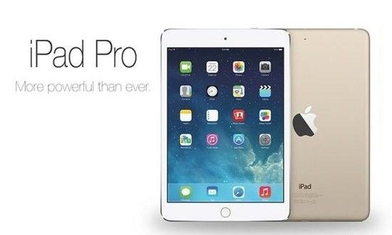 苹果iPad Pro意外成主角 叫板微软Surface