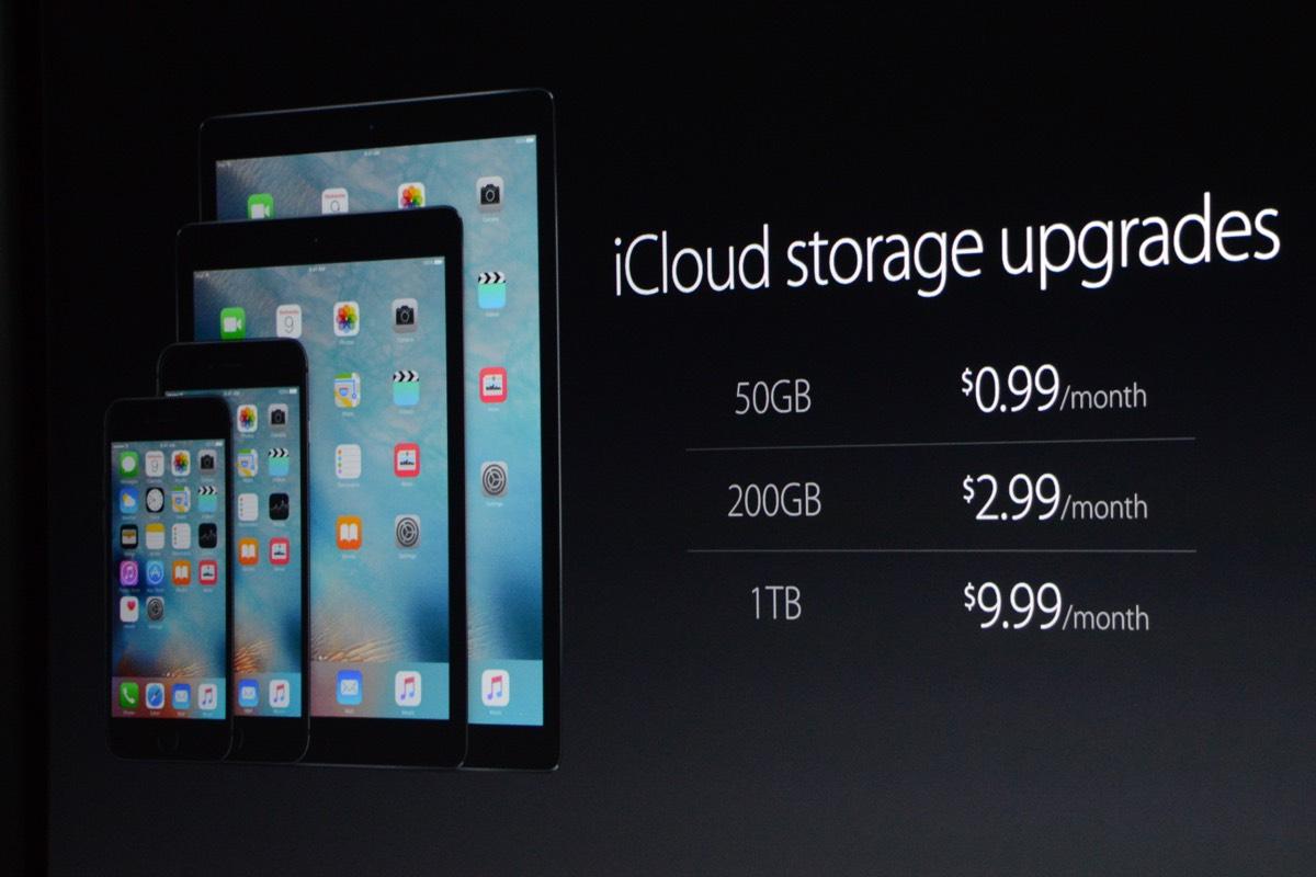 苹果2105秋季发布会重点大整理