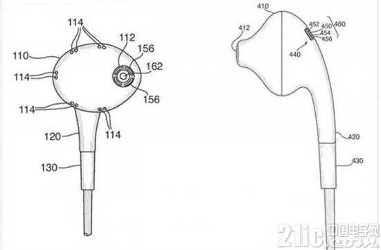 把压力传感器放进耳机――苹果新方案,音质会更好!
