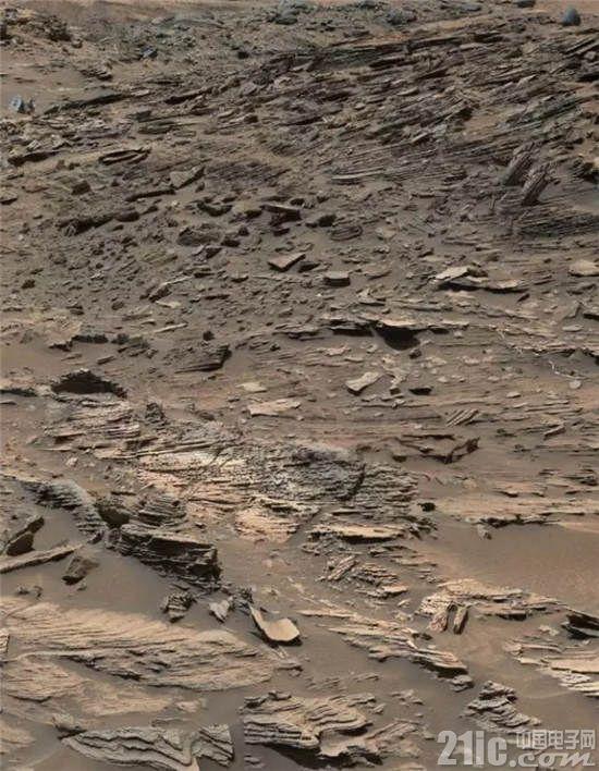 "NASA最新公布""火星全景图片"""