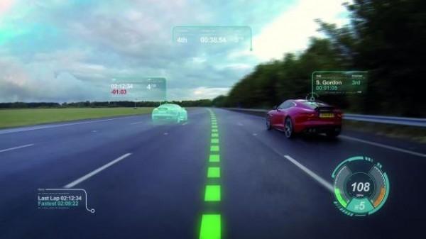 盘点未来九大汽车新奇技术