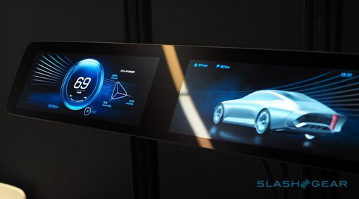 奔驰展示最新概念汽车,性能与2000部超级计算机相当