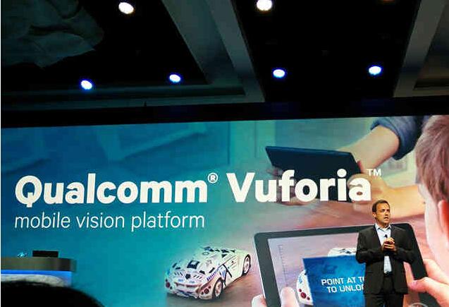 PTC 6500万美元收购高通增强现实平台Vuforia