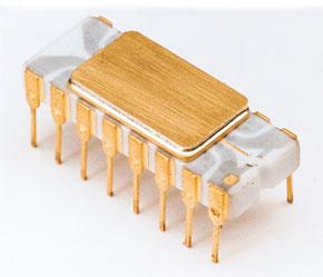 英特尔第一款完整的商业处理器已经44岁了