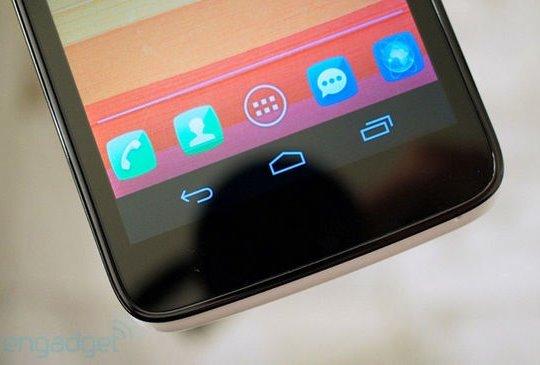 为什么没触控键的手机也有下巴?