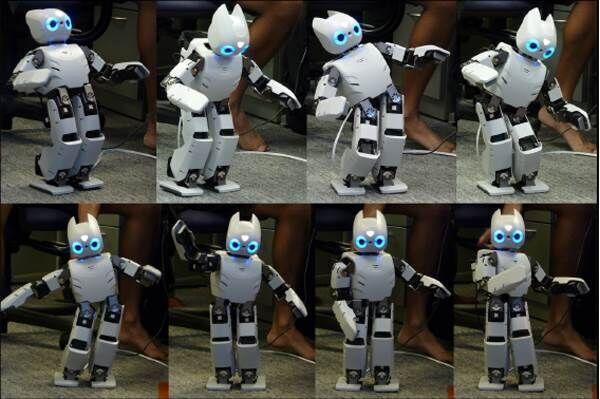 """这个叫""""达尔文""""的机器人能跟儿童一样学习"""