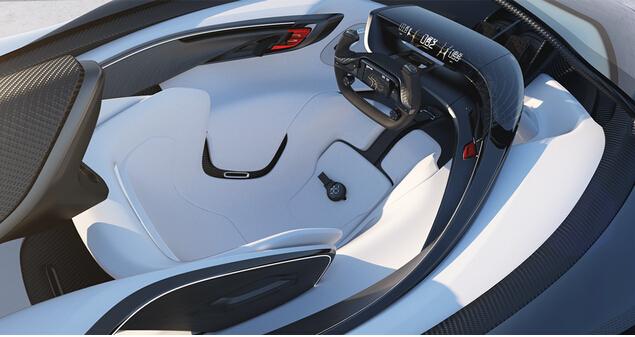 CES2016乐视不仅首发了晓龙820,还有这款属电动超跑