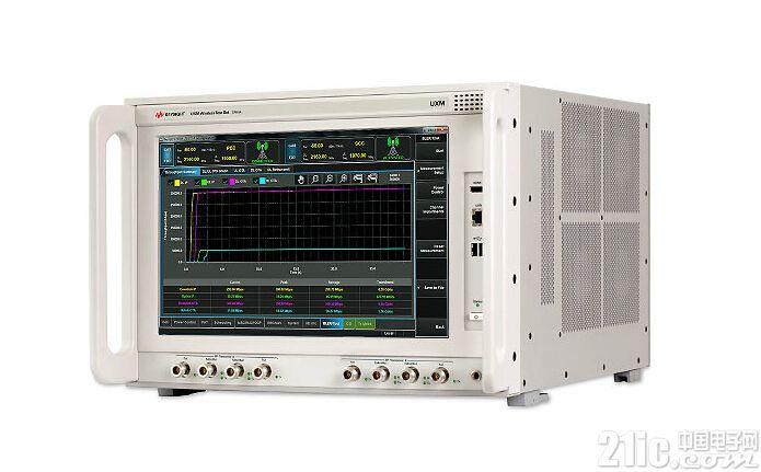 是德科技UXM 无线测试套件获得EMITE MIMO OTA支持